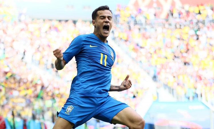 Brasil se salva com gols nos acréscimos e vence a primeira na Copa do Mundo 2018