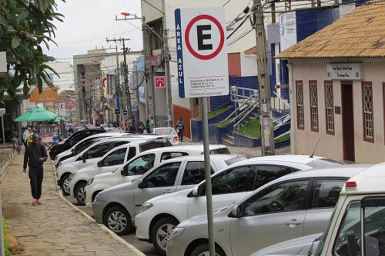 Empresa que opera a zona azul anuncia fim das atividades em Vitória da Conquista