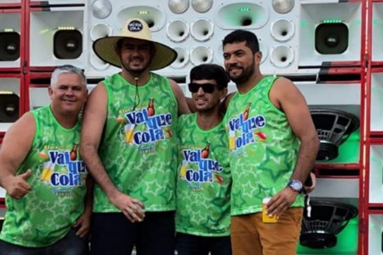 Brumado: Bloco Vai Que Cola comemora 08 anos de carnaval independente no Bairro Santa Tereza