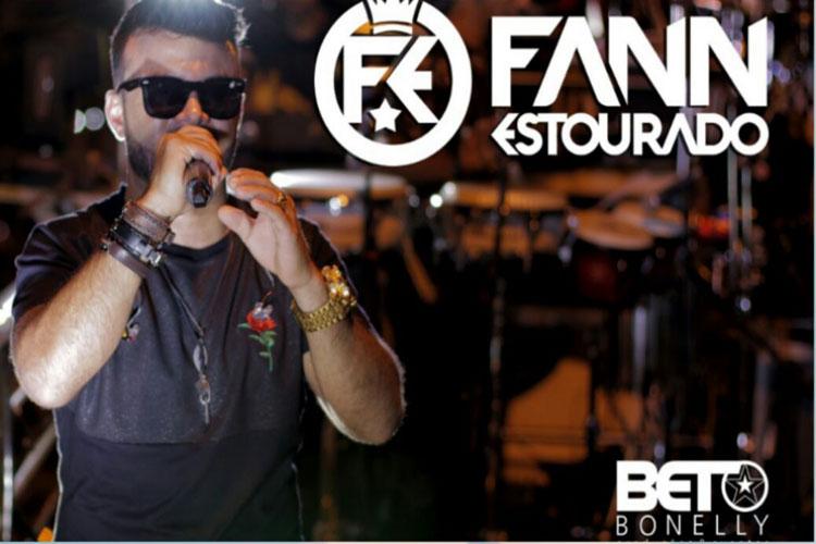 Brumadense Fann Estourado chama a atenção de famoso produtor musical
