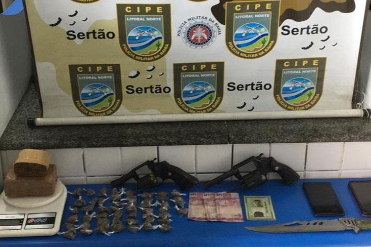 Suspeito de ligação com 30 homicídios morre aos 19 anos na região metropolitana de Salvador