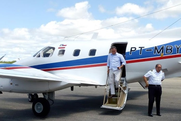 Governador fará visita técnica ao Aeroporto de Vitória da Conquista antes de sua inauguração