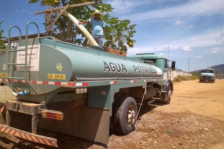 Prefeitura de Brumado decreta situação de emergência por conta da estiagem prolongada