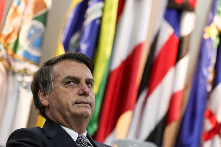 Jair Bolsonaro critica a multa de 40% do FGTS na demissão sem justa causa