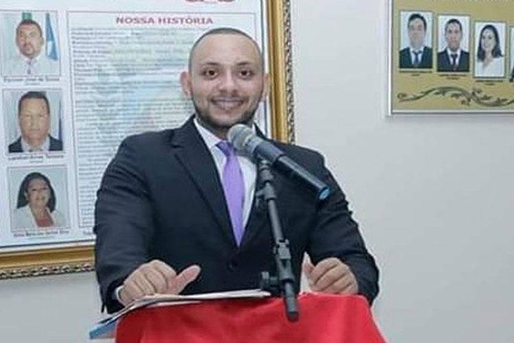 Assessor parlamentar da deputada Ivana Bastos, jovem de 28 anos é assassinado a tiros