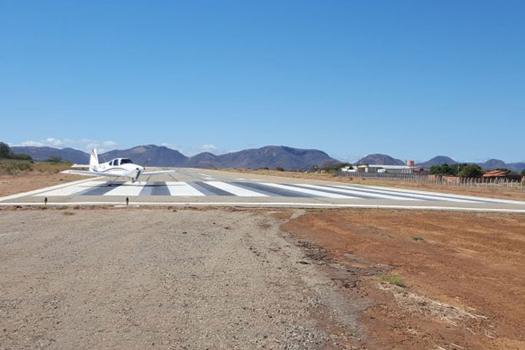 Aeronáutica retira restrições e aeroporto de Guanambi poderá receber voos comerciais