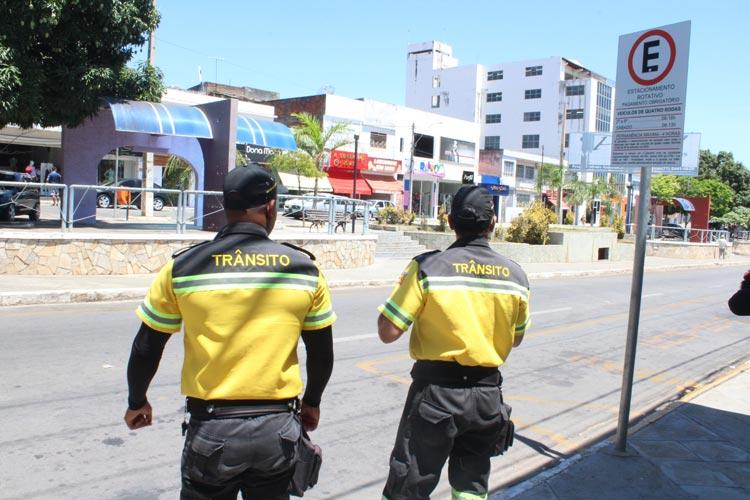 Brumado: Não estamos negligenciando o serviço, rebate agente de trânsito