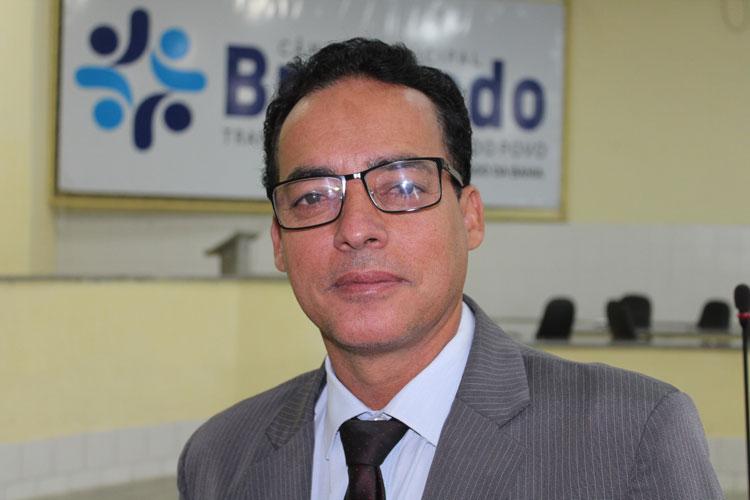 Vereador José Santo é cotado para ser novo líder do prefeito na Câmara de Brumado