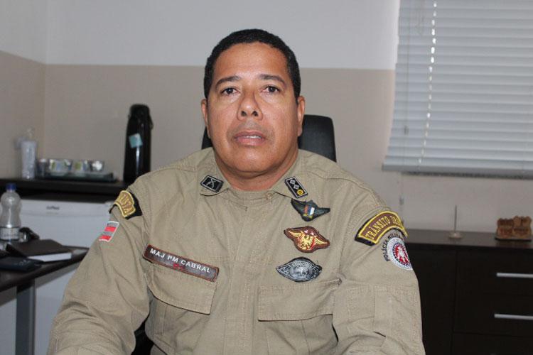 Brumado: Major Cabral frisa ações da PM durante o São João e reitera pedido de colaboração da comunidade