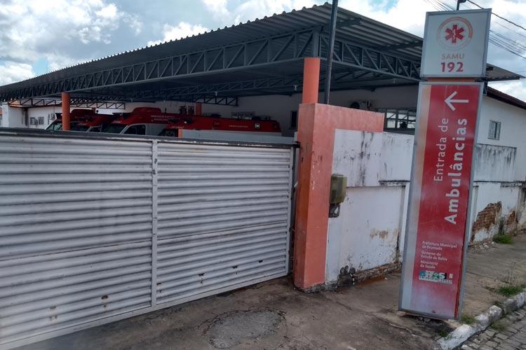 Samu 192 registra queda de 90% em acidentes automobilísticos durante quarentena na região de Brumado