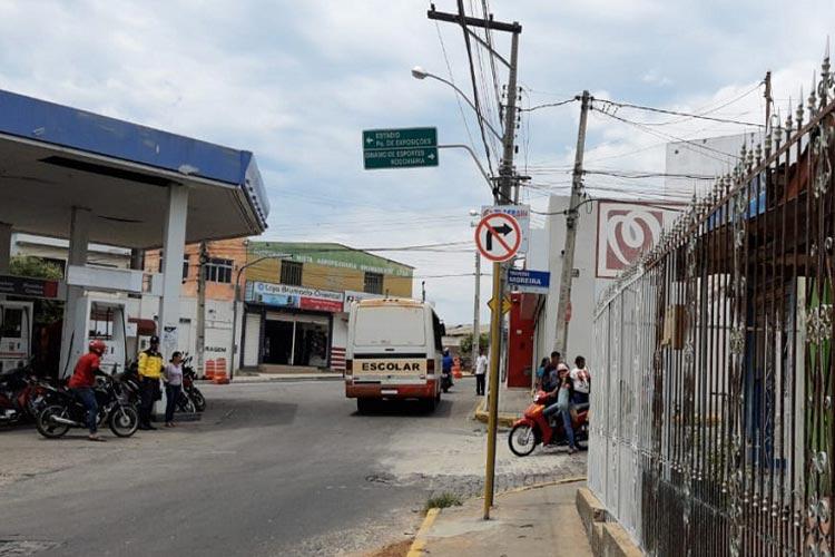 Brumado: SMTT realiza mudanças nas Travessas Moreira e Manoel Meira Clemente Sertão