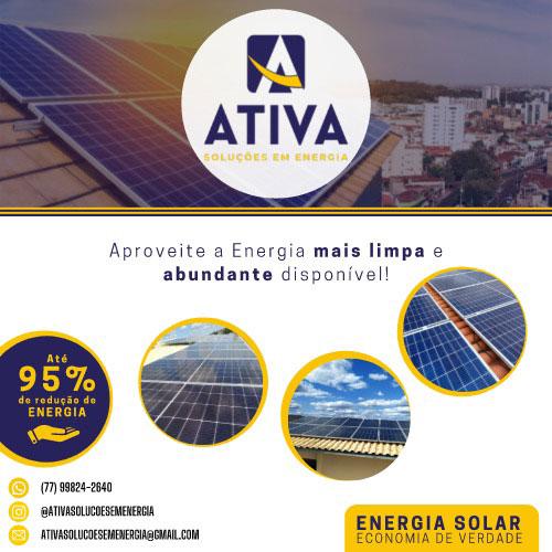 Ativa Soluções em Energia: Como utilizar a sua eletricidade de forma mais eficiente e econômica