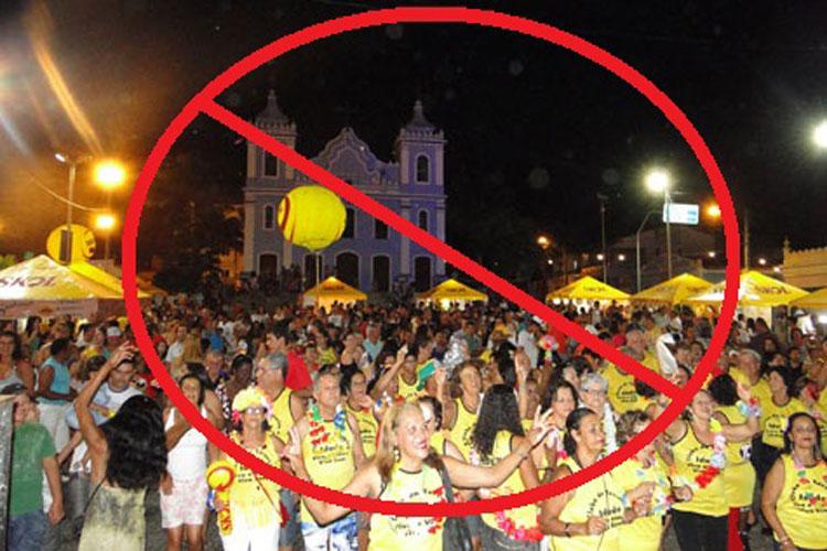 Carnaval 2018 está fora de cogitação para a administração, diz prefeito de Brumado