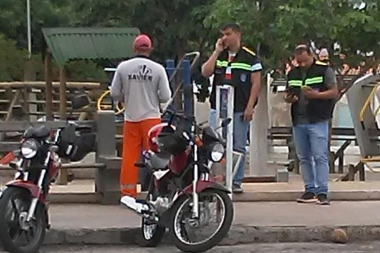 Brumado: SMTT projeta reorganização e regulamentação de estacionamento na região da Praça Heráclito Cardoso