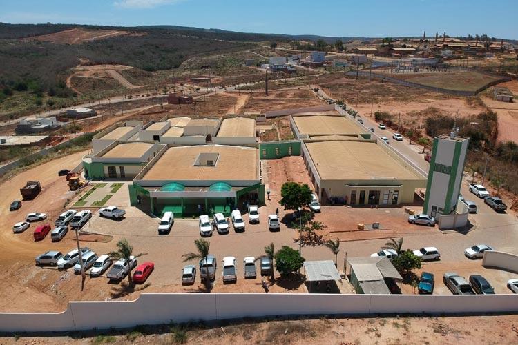 Caetité: Hospital do Câncer será entregue em novembro
