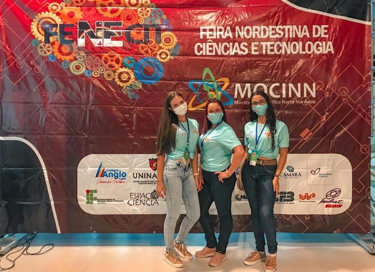 Estudantes de Livramento são premiados em Feira Científica e credenciais para eventos no exterior