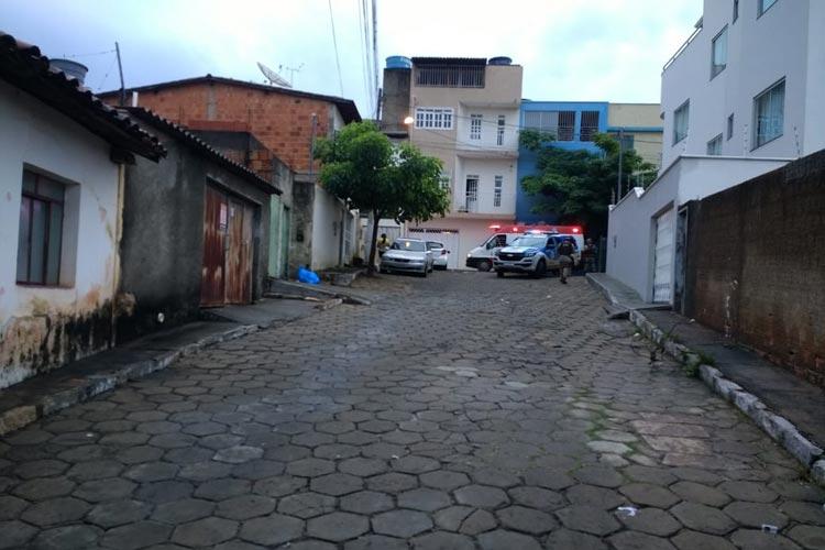 Homem morre esfaqueado após sair de festa de carnaval na cidade de Caetité