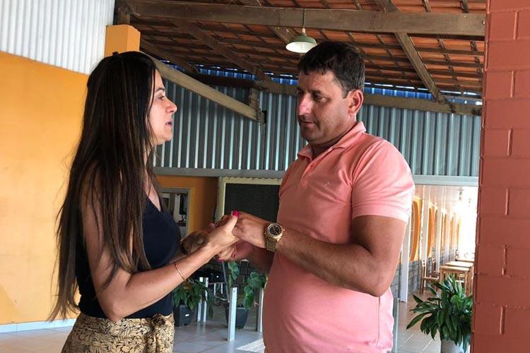 Eleições 2020: Prefeita de Anagé desiste reeleição e declara apoio ao atual presidente do legislativo