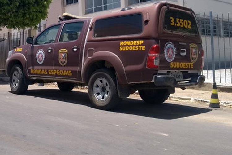 Cinco suspeitos de roubo são mortos em troca de tiros com a polícia na zona rural de Vitória da Conquista