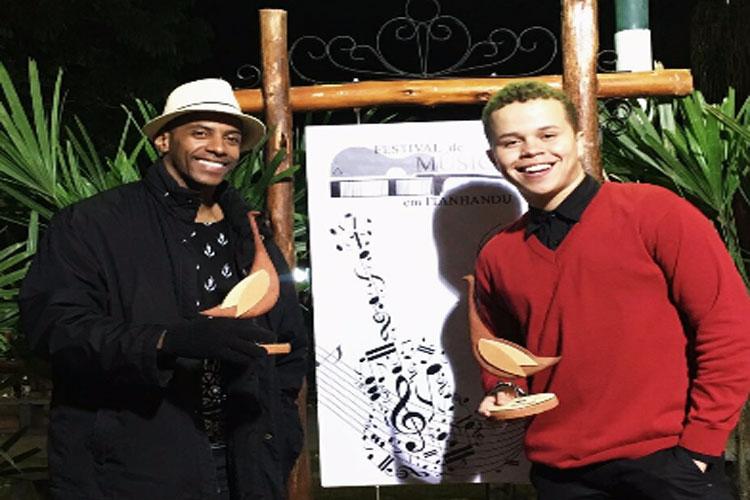Artistas brumadenses conquistam premiações durante o 31º Festival de Música em Itanhandu