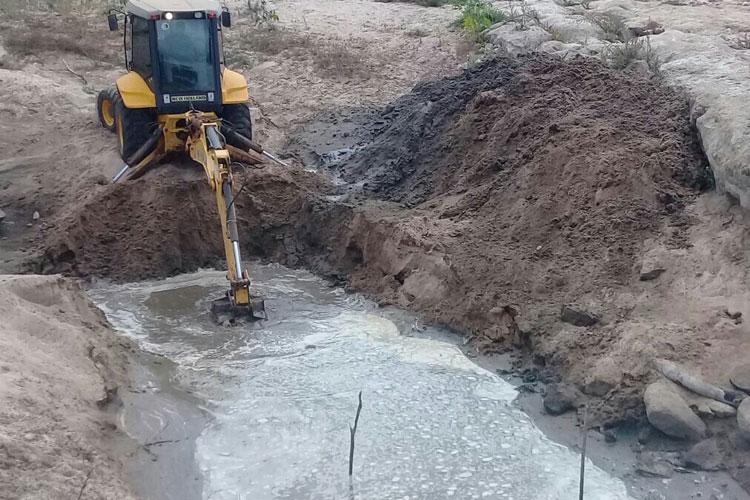 Brumado: Prefeitura intensifica ações no combate à seca na zona rural do município
