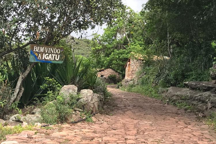 MP-BA e Iphan assinam acordo para preservar centro histórico de Igatu