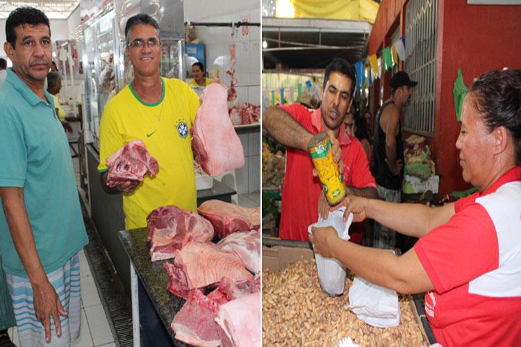 Brumado: Leitoa e amendoim na promoção fazem aumentar as vendas da cesta de São João