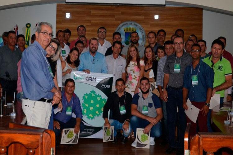 Vereadores criam União Regional das Câmaras Municipais na Bacia do Paramirim
