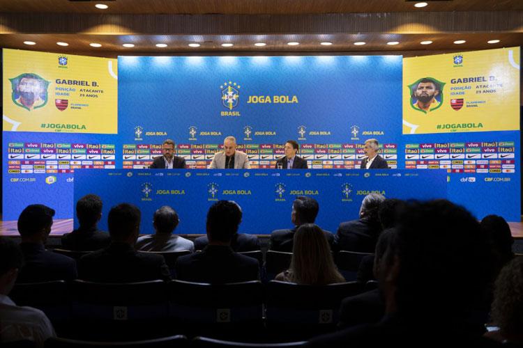 Tite convoca seleção brasileira com novidades para amistosos