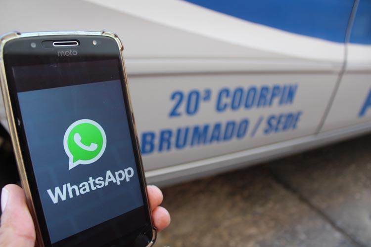 Mais uma vítima tem conta de WhatsApp hackeada em Brumado