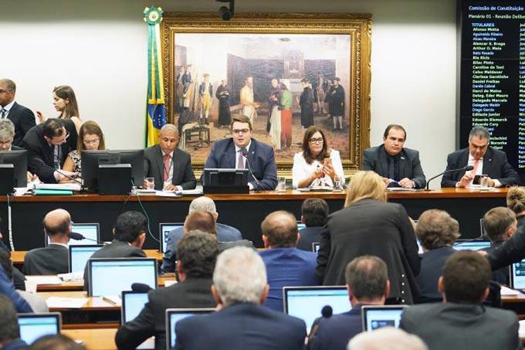 CCJ da Câmara aprova PEC da segunda instância