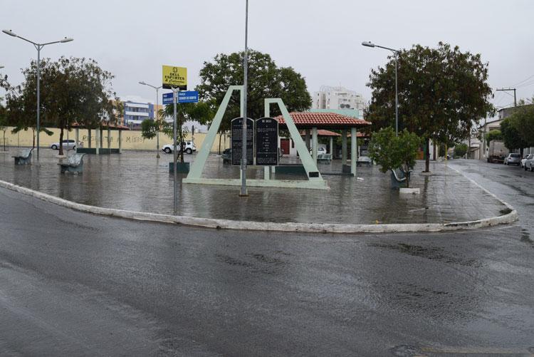 Acumulado de chuva em 2017 está sendo a menor nos últimos três anos em Brumado
