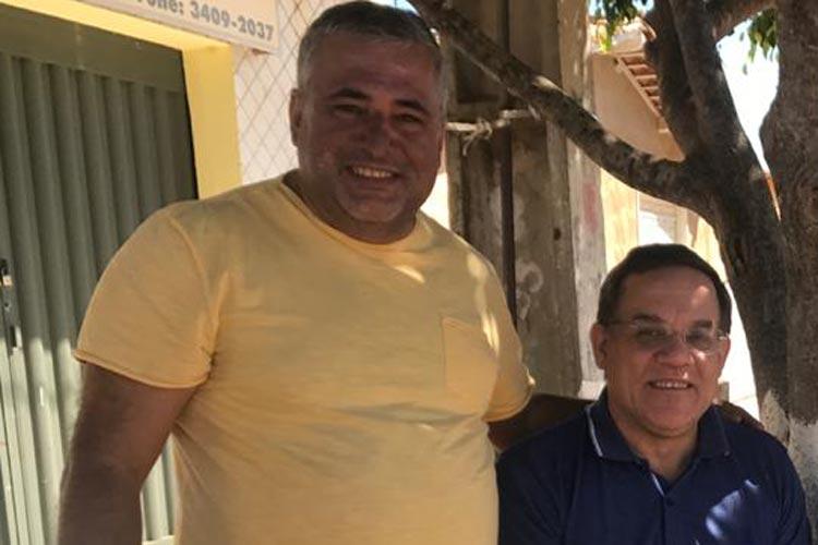 Livramento Nossa Senhora: Luciano Ribeiro lamenta morte do vereador Paulo Lessa