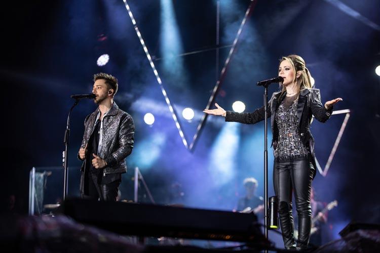 Sandy & Junior teve 2ª maior bilheteria por show em 2019