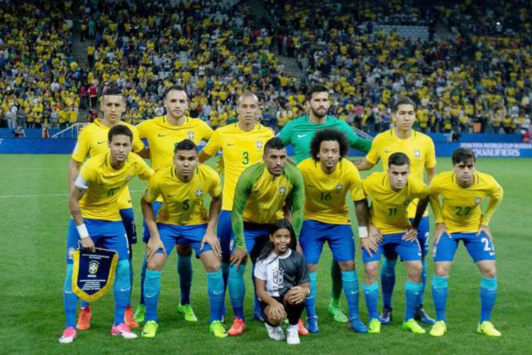 Começa venda de ingressos para jogos do Brasil na Copa