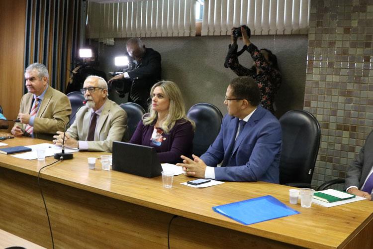 Comissão engajada para acelerar e trazer para a Bahia a licitação da Fiol