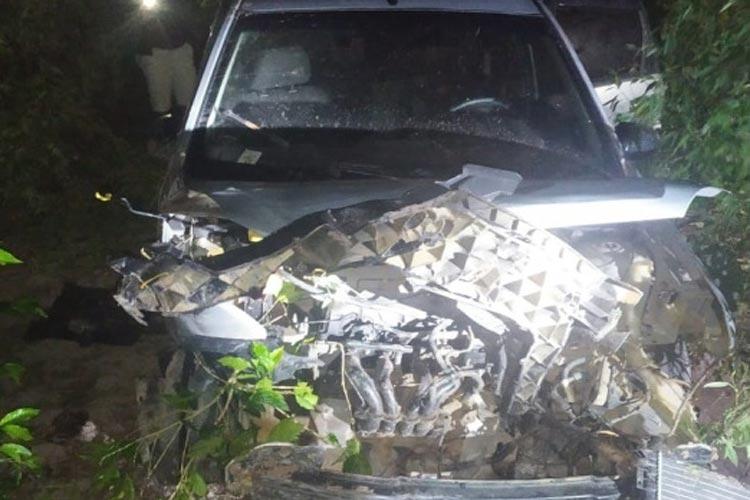 Cunhado de vice-prefeito de Barra da Estiva morre em acidente na BA-142