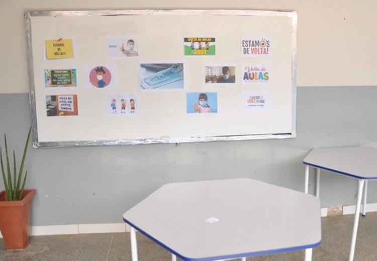 Prefeitura de Barreiras apresenta proposta de retorno das aulas presenciais