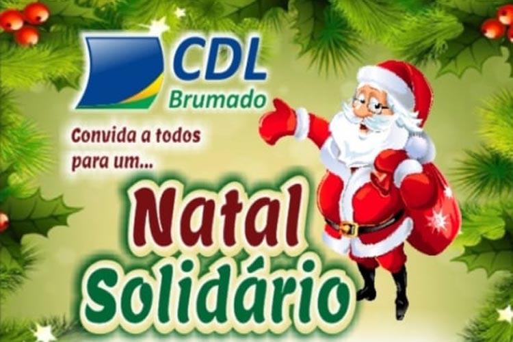 Casa do Papai Noel promete encantar o público visitante em Brumado
