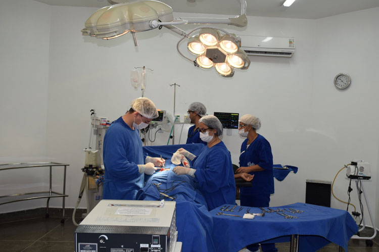 Mais de 120 procedimentos já foram realizados pelo Mutirão de Cirurgias em Brumado