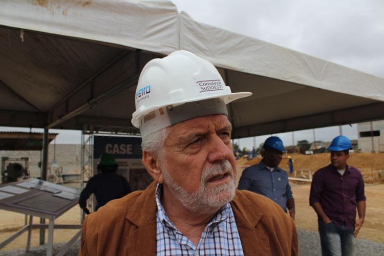 Briga por paternidade do novo aeroporto de Vitória da Conquista é mera picuinha política, diz Jaques Wagner