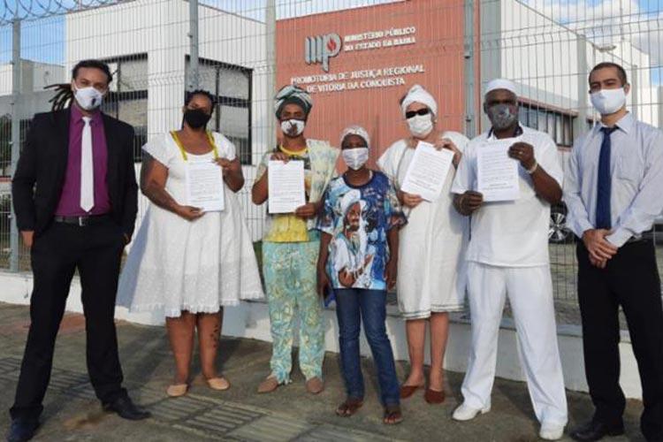 Associação de matrizes africanas denuncia agressões verbais e intolerância religiosa em Vitória da Conquista