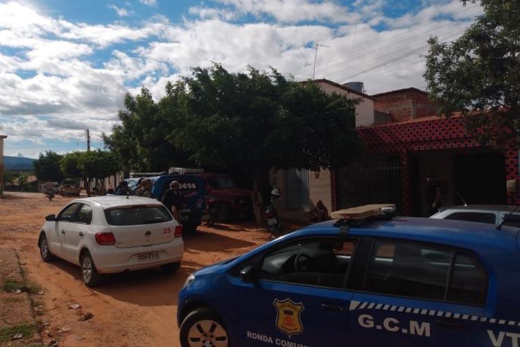 Covid-19: Estabelecimentos comerciais são fechados na zona rural de Brumado