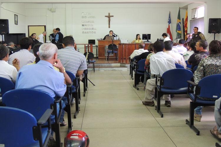 Ex-policial militar é preso após ser condenado pela morte de Noé Galvão em Brumado