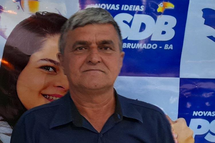 Eleições 2020: Tõe de Gentil registra candidatura para disputar prefeitura de Brumado