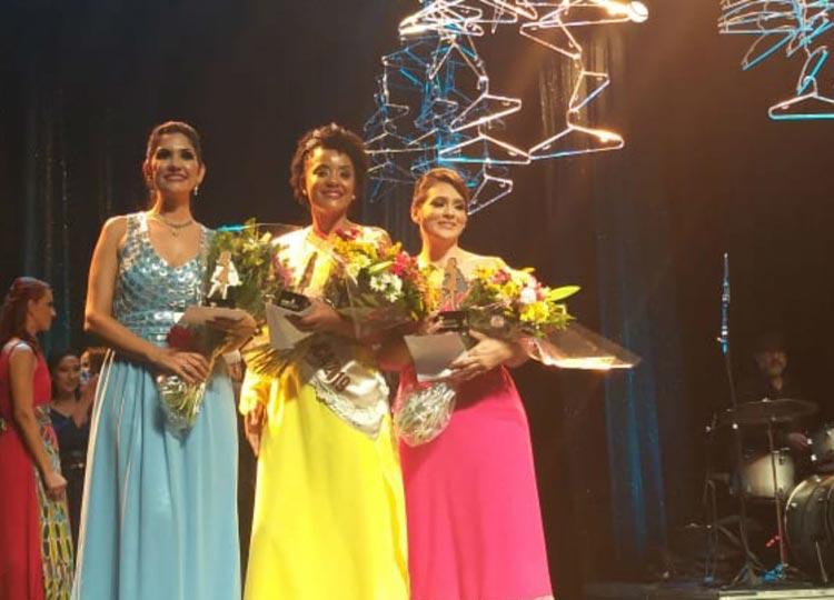 Após perder 40kg, funcionária pública vence concurso Miss Bariátrica 2019 em Salvador