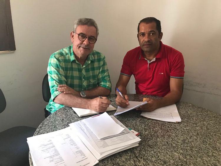 Embasa elabora projeto de adutora para a comunidade de Tanquinho em Brumado