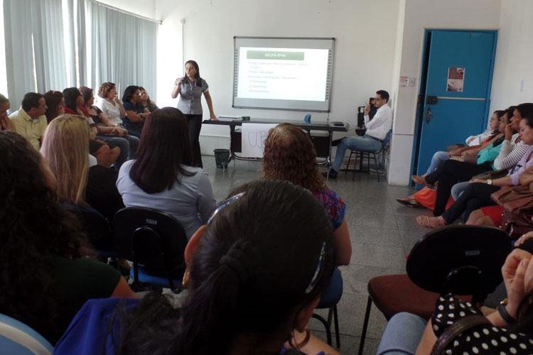 Brumado: Cejusc oferece treinamento para auxiliar administrativo em parceria com a Sesau