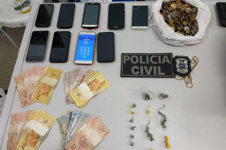 Guanambi: Pai e filho são presos por tráfico de drogas em Operação Anjos da Lei