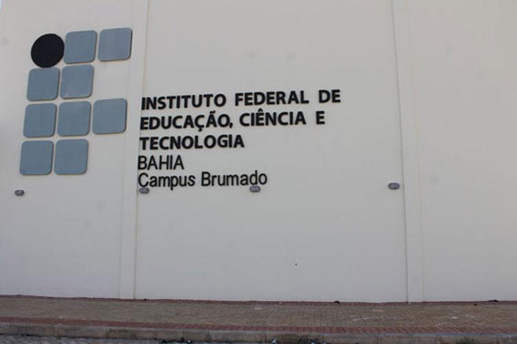 Brumado: Abertas inscrições para o Processo Seletivo do Ifba - Prosel 2021
